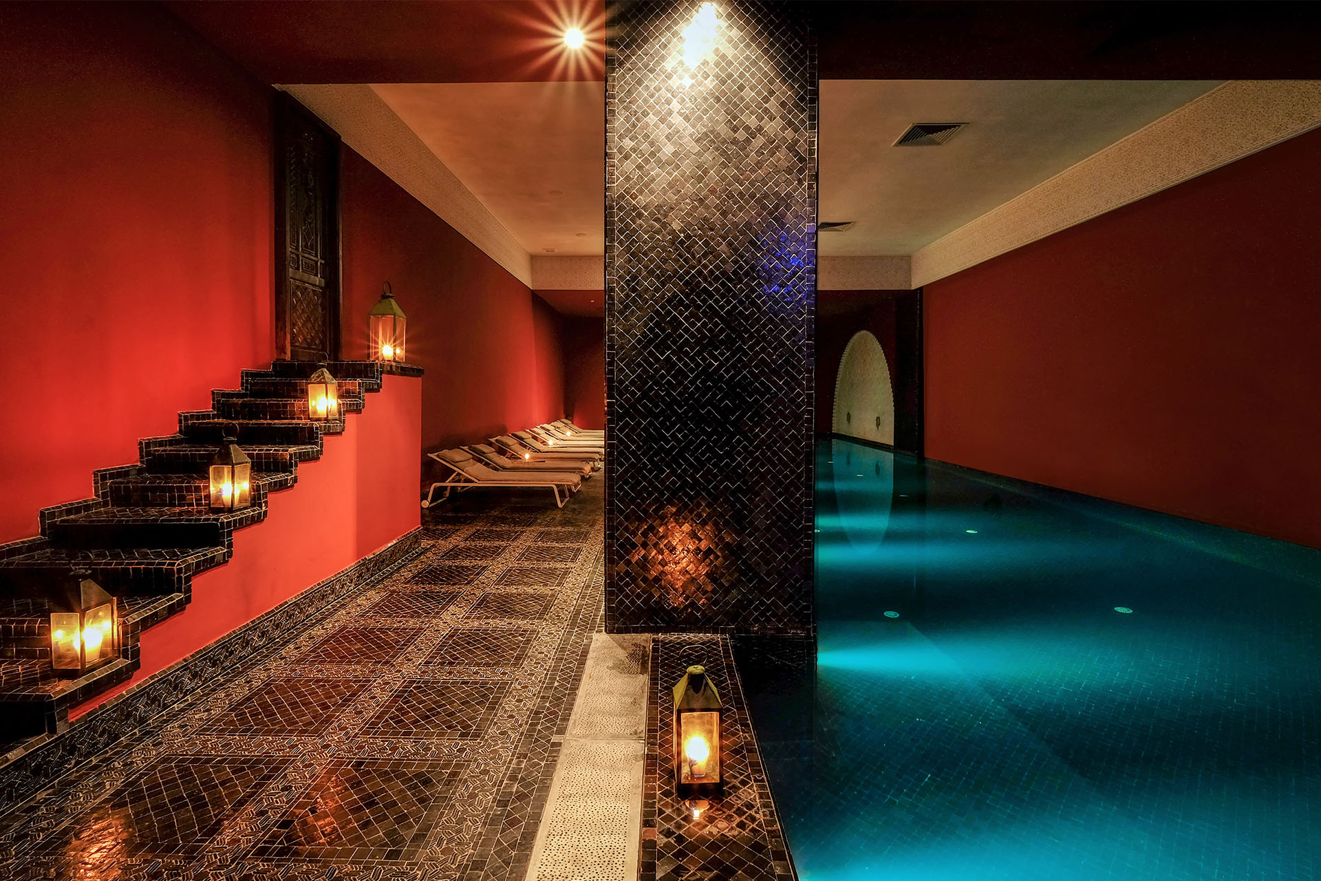 spa the Pearl Marrakech
